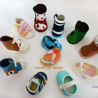 MY SHOES COLLECTION!!!