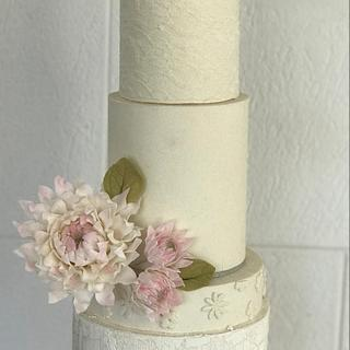 Torta de bodas 💕
