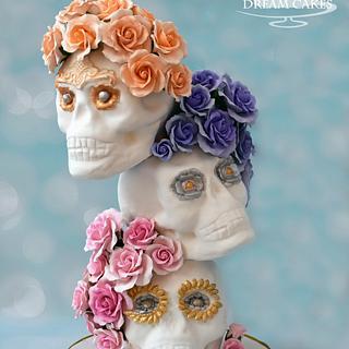 Rest In Roses ( Tickle My Bones Collab)