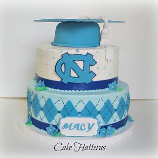 High School Graduation Cake