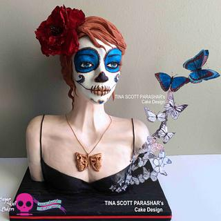 Sugar Skulls 2015 Collaboration - my contribution
