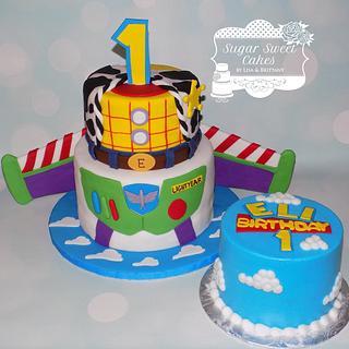 Toy Story 1st Bday