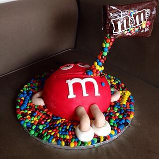 M and M addiction