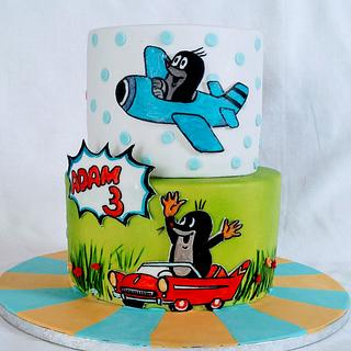 Mole - Cake by alenascakes
