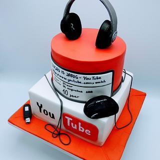 Media cake