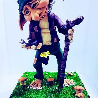 Merciful🕊 - Cake by Ebru Anar