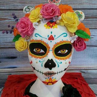 Sugar Skull Bakers Collaboration