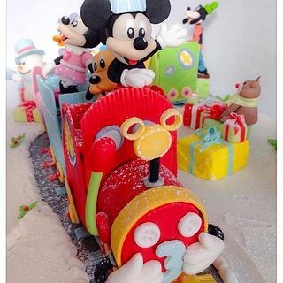 Mickey Mouse & Friends Choo Choo