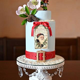 The Nutcracker - Cake by Veronica Seta