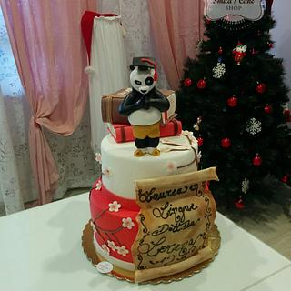 Zen cake 😁