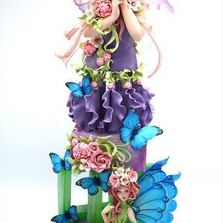 La mia Primavera - Cake by Romina Novellino