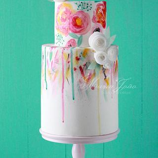 CONISUGAR Cake - Cake by Maria João Bolos Artísticos