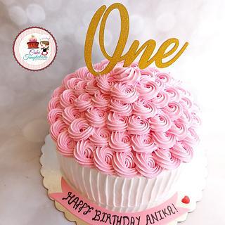 Birthday cake  - Cake by Cake Temptations