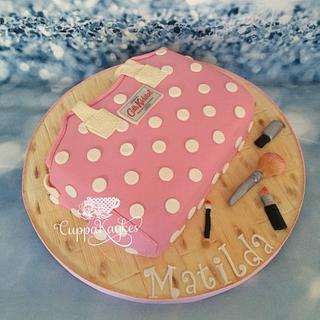 Cath Kidston Bag Cake