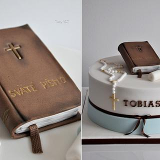 Cake for First Holy Communion
