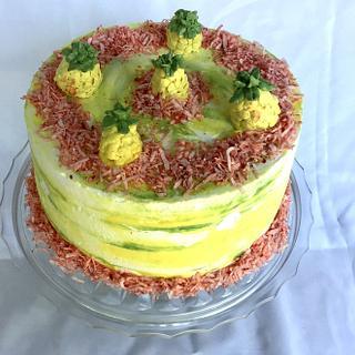 Birthday cake - Cake by Goreti