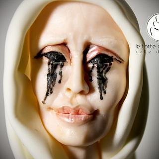 ... when a witch cries ... - Cake by Le Torte di Ciccibella