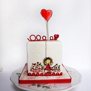 Little Cake for A Little Angel