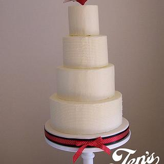 Betty - Cake by Jen's Cakery