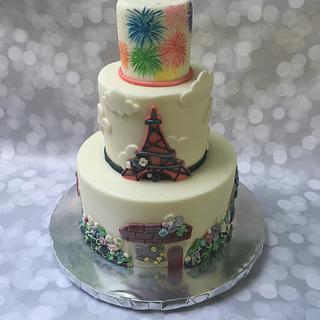 Paris Cake - Cake by Joliez