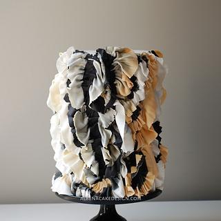 Ruffles - Cake by Albena