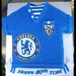 Chelsea Football Jersey