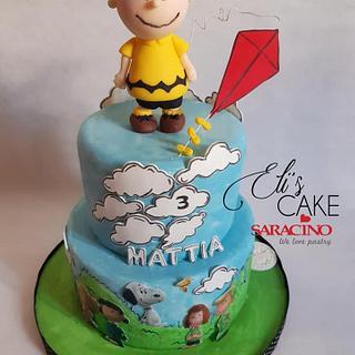 Torta di arachidi - Cake by Elisabetta Pepe