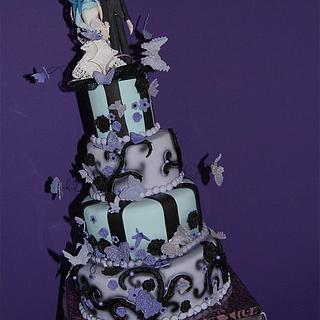 Bridal Cake - Corpse Bride
