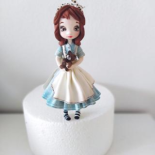 Sugar doll