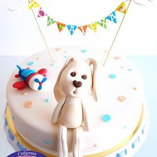 sweet rabbit - Cake by Arletka