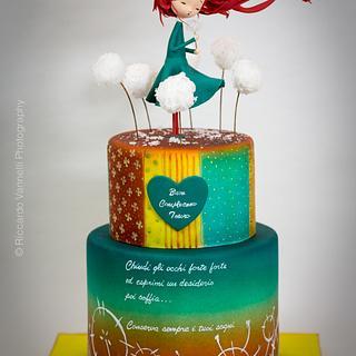 Dreams - Cake by i dolcetti di Kerù