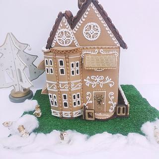 Gingerbread House (Gingerbread house challenge)