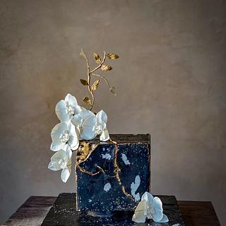 Orchids and Kintsugi