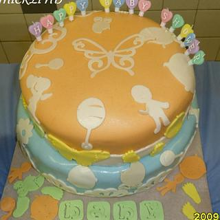 BABY SHOWER - Cake by Linda