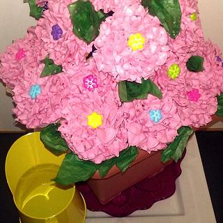 Cupcakes Bouquet - Cake by Bakemywaytoheaven