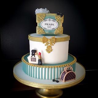 Designer cake  - Cake by Anna Stasiak