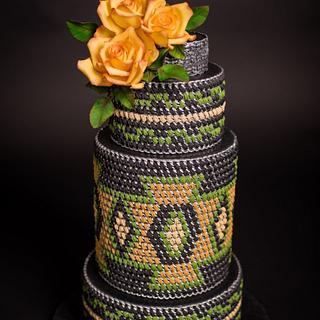 """""""Kanatica""""-Bulgarian Cake Collaboration"""