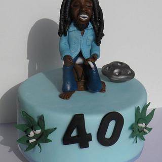 Bob Marley-Argentina