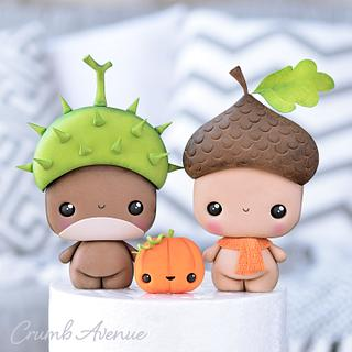 Acorn & Chestnut