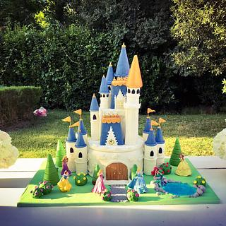 Castle Disney