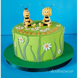 Maya - Cake by desdeazucar by Eva y José Carlos