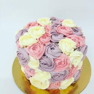 Rossete cake