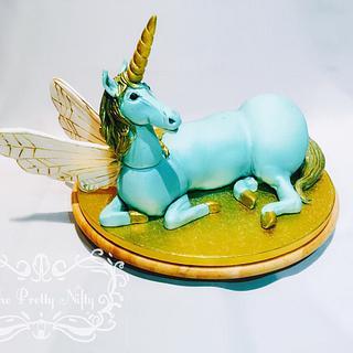 Blue Unicorn