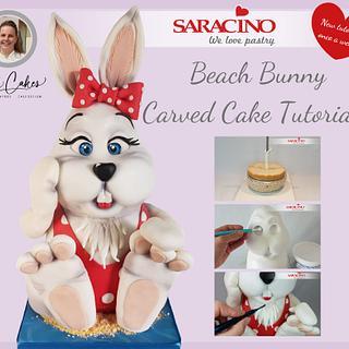 3d Beach Bunny