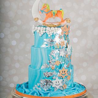 First birthday cake !!