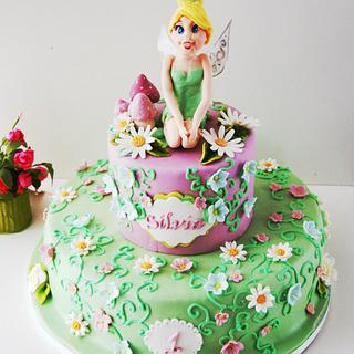 Tinkerbell cake - Cake by Ginestra