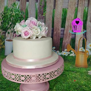Birthday cake for neighbour