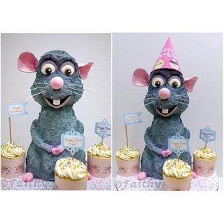 Rat / Mouse Cake