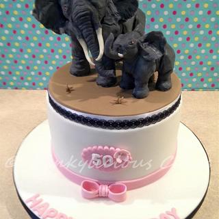 Elephants, again!