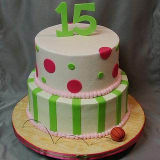 15th birthday cake - Cake by The Cake Life